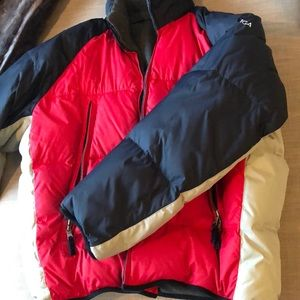 Nautica Down Jacket (reversible)